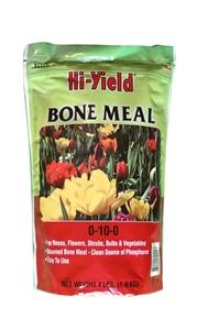 how to make bone meal fertilizer