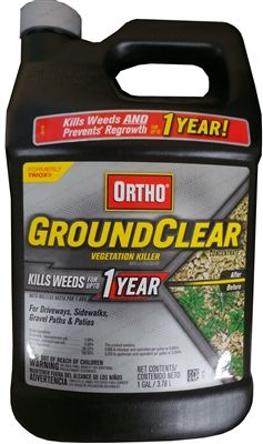 Ortho Ground Clear 1 Gal