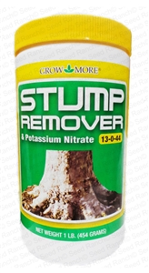 Grow More Stump Remover Amp Potassium Nitrate