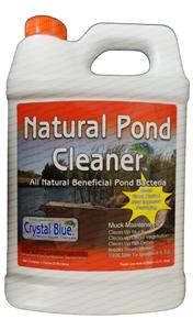 Crystal Blue Natural Pond Cleaner 1 Gal