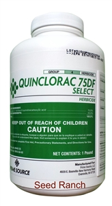 quinclorac 75 df herbicide 1 lb